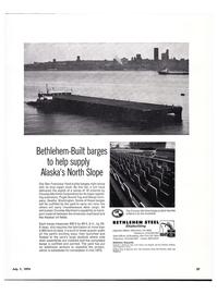 Maritime Reporter Magazine, page 20,  Jul 1974