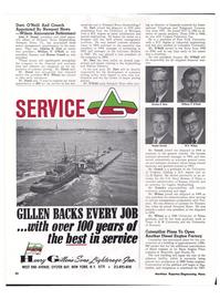 Maritime Reporter Magazine, page 25,  Jul 1974