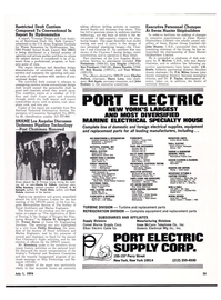 Maritime Reporter Magazine, page 26,  Jul 1974 New York