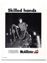 Maritime Reporter Magazine, page 1,  Jul 1974