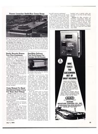 Maritime Reporter Magazine, page 28,  Jul 1974 Donald E. Bently