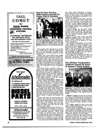 Maritime Reporter Magazine, page 35,  Jul 1974 John M. Mulligan