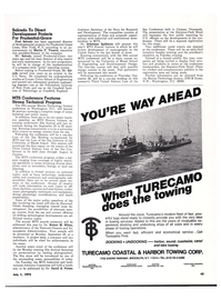 Maritime Reporter Magazine, page 36,  Jul 1974 New York