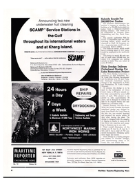 Maritime Reporter Magazine, page 2,  Jul 1974