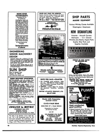 Maritime Reporter Magazine, page 39,  Jul 1974 Oregon
