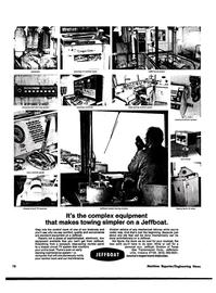 Maritime Reporter Magazine, page 8,  Jul 15, 1974
