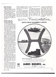 Maritime Reporter Magazine, page 13,  Jul 15, 1974 William J. Shields