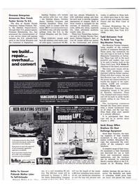Maritime Reporter Magazine, page 24,  Jul 15, 1974