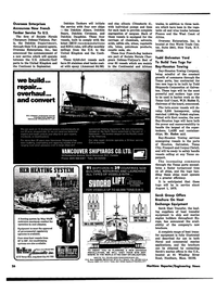 Maritime Reporter Magazine, page 26,  Jul 15, 1974