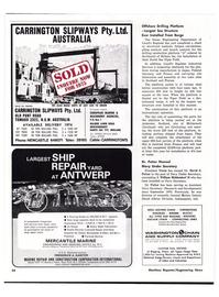 Maritime Reporter Magazine, page 34,  Jul 15, 1974