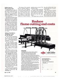 Maritime Reporter Magazine, page 37,  Jul 15, 1974