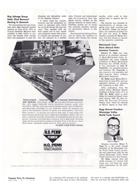 Maritime Reporter Magazine, page 38,  Jul 15, 1974 Caterpillar Tractor Co. Towmotor
