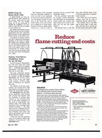 Maritime Reporter Magazine, page 39,  Jul 15, 1974