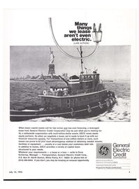 Maritime Reporter Magazine, page 3,  Jul 15, 1974 North Station