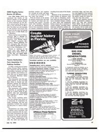 Maritime Reporter Magazine, page 49,  Jul 15, 1974