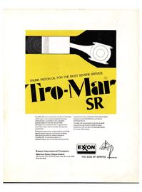 Maritime Reporter Magazine, page 4th Cover,  Jul 15, 1974