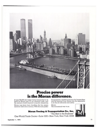 Maritime Reporter Magazine, page 9,  Sep 1974 World Trade Center