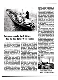 Maritime Reporter Magazine, page 4,  Sep 1974 deep web frames