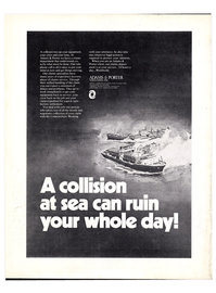 Maritime Reporter Magazine, page 4th Cover,  Sep 1974