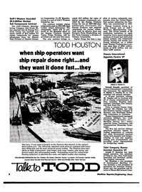 Maritime Reporter Magazine, page 6,  Sep 1974 Electric Boat Division of General Dynam