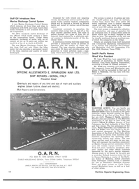 Maritime Reporter Magazine, page 12,  Sep 15, 1974