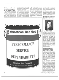 Maritime Reporter Magazine, page 22,  Sep 15, 1974