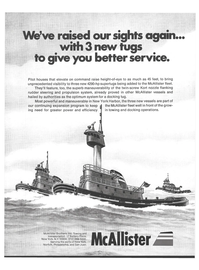 Maritime Reporter Magazine, page 1,  Sep 15, 1974