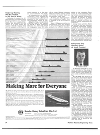 Maritime Reporter Magazine, page 30,  Sep 15, 1974