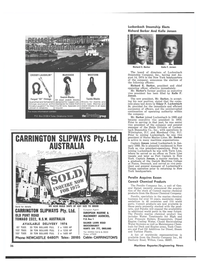 Maritime Reporter Magazine, page 32,  Sep 15, 1974