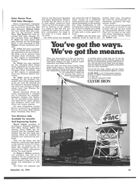 Maritime Reporter Magazine, page 37,  Sep 15, 1974