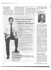 Maritime Reporter Magazine, page 38,  Sep 15, 1974