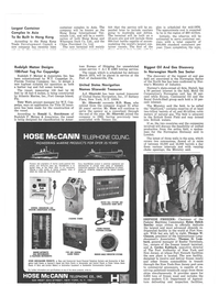 Maritime Reporter Magazine, page 40,  Sep 15, 1974