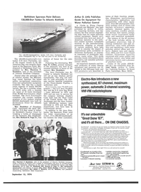 Maritime Reporter Magazine, page 41,  Sep 15, 1974