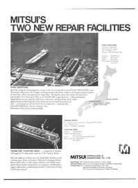 Maritime Reporter Magazine, page 3rd Cover,  Sep 15, 1974