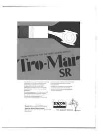 Maritime Reporter Magazine, page 4th Cover,  Sep 15, 1974