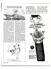 Maritime Reporter Magazine, page 11,  Apr 1976 Los Angeles Division