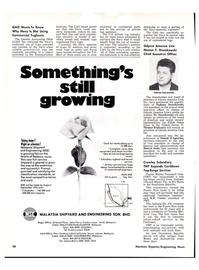 Maritime Reporter Magazine, page 18,  Apr 1976
