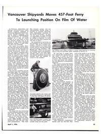 Maritime Reporter Magazine, page 21,  Apr 1976