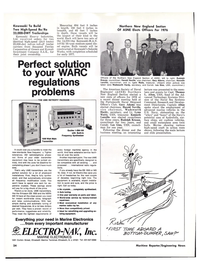 Maritime Reporter Magazine, page 22,  Apr 1976 Portsmouth Naval Shipyard Officer