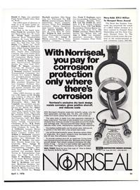 Maritime Reporter Magazine, page 33,  Apr 1976