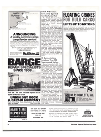 Maritime Reporter Magazine, page 2,  Apr 1976 United Nations