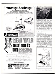Maritime Reporter Magazine, page 38,  Apr 1976 New York