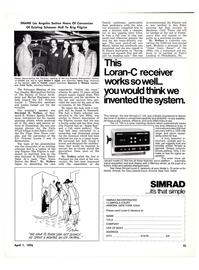 Maritime Reporter Magazine, page 43,  Apr 1976 John C. Hollett