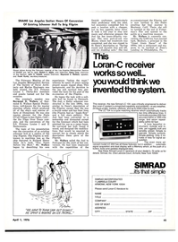 Maritime Reporter Magazine, page 45,  Apr 1976 Joal