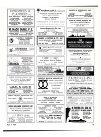Maritime Reporter Magazine, page 47,  Apr 1976 Gulf coast