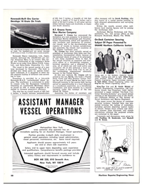 Maritime Reporter Magazine, page 50,  Apr 1976 Alfred M. Nelson