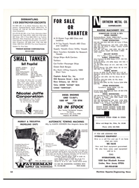 Maritime Reporter Magazine, page 54,  Apr 1976 New Jersey