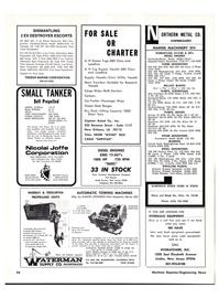 Maritime Reporter Magazine, page 54,  Apr 1976
