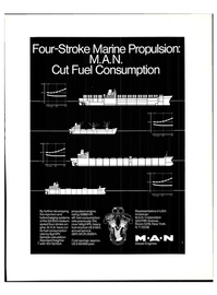 Maritime Reporter Magazine, page 3rd Cover,  Apr 1976 United States