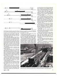 Maritime Reporter Magazine, page 5,  Apr 1976 steel